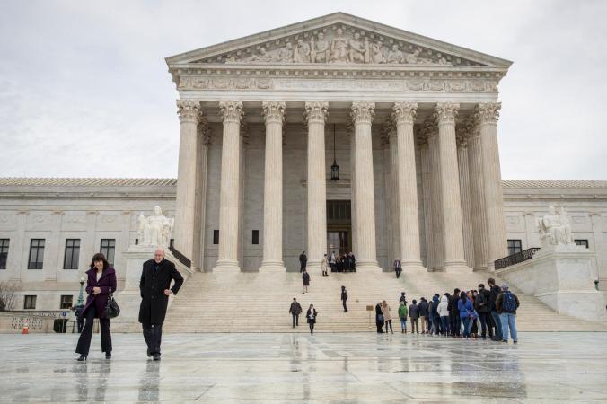 Supreme Court Vehicle Searches